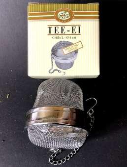 Tee-Ei Größe L