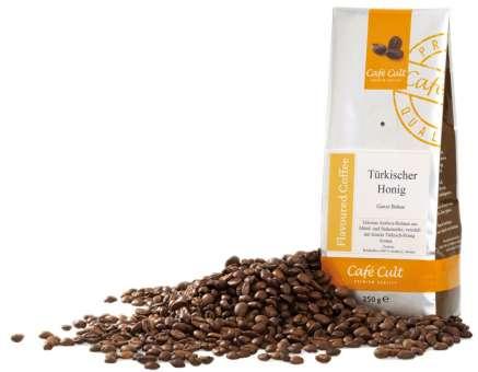 """Kaffee """"Türkischer Honig"""""""